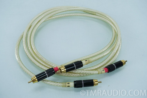 Straight Wire Maestro RCA Cables; 1.5 meter Pair Interconnects