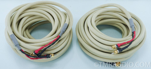 Cardas Neutral Reference Speaker Cables; 15m Pair; Bananas
