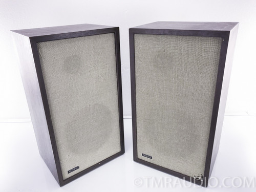 The Advent Loudspeaker Vintage Speakers; Pair (new surrounds) 1