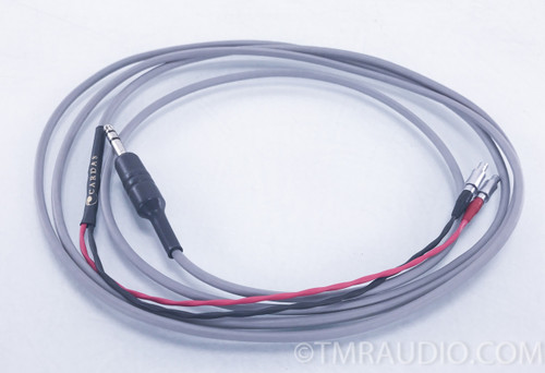 """Cardas 3m Headphone Cable for HD800 Headphones; 1/4"""" 1"""