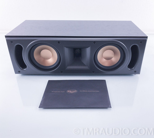 Klipsch Reference RC-52 Center Channel Speaker