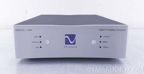 PS Audio Digital Link III DAC; D/A Converter; DLIII