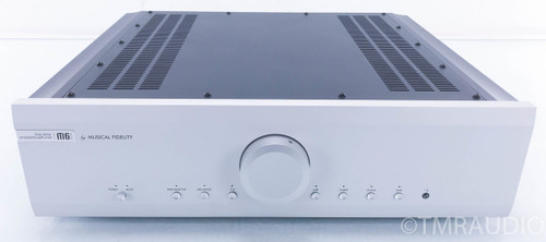Musical Fidelity M6i Dual Mono Integrated Amplifier; Remote