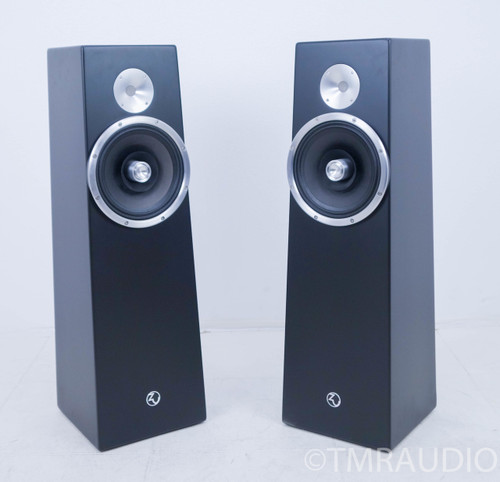 Zu Audio Soul Superfly Floorstanding Speakers; Black Pair