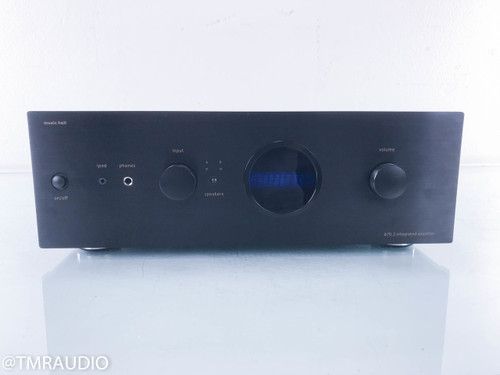 Music Hall a70.2 Integrated Stereo Amplifier; Remote