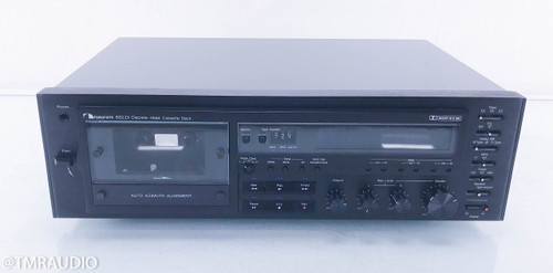 Nakamichi 682ZX 3-Head Cassette Deck / Tape Recorder