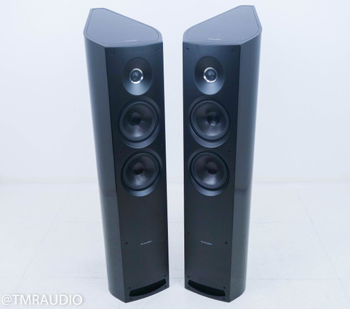 Sonus Faber Venere 2.5 Floorstanding Speakers; Black Pair