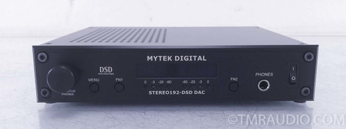 Mytek Digital Stereo 192-DSD DAC; D/A Converter; Preamplifier