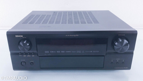 Denon AVR-2807 7.1 Channel Receiver (NO REMOTE)