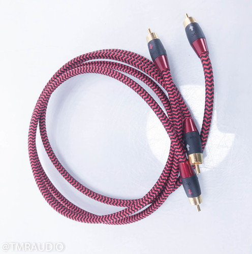 Audioquest Sidewinder RCA Cables; 1m Pair Interconnects