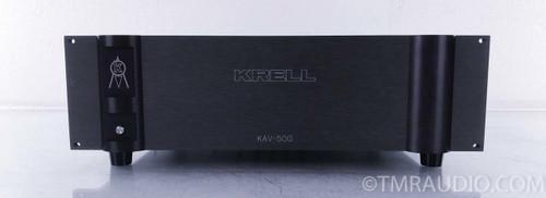 Krell KAV-500 Stereo Power Amplifier