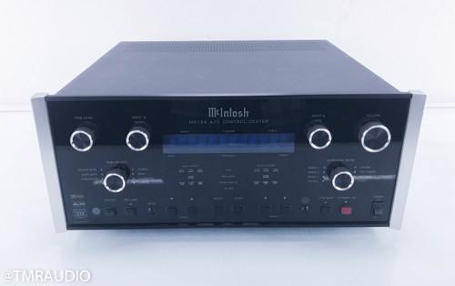 McIntosh MX134 A/V Control Center; Preamplifier / Processor; MX-134