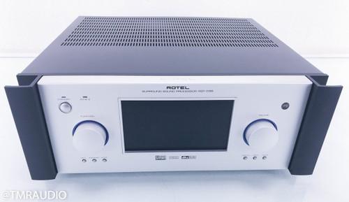 Rotel RSP-1098 7.1 Channel Surround Processor; Remote