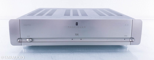 Parasound A23 Stereo Power Amplifier; A-23 (1/2)