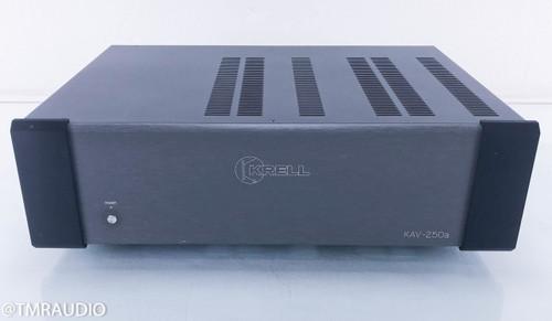 Krell KAV-250a Stereo Power Amplifier (1/2)