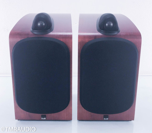 B&W 705 Bookshelf Speakers; Rosenut Pair