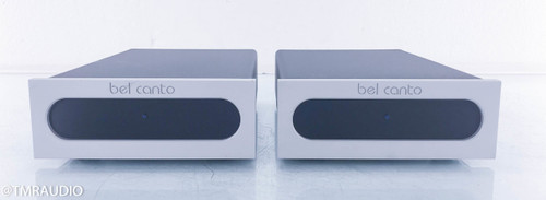 Bel Canto e.One REF1000 Mono Power Amplifiers; Pair; Ref1000M