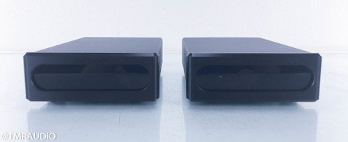 Bel Canto e.One Ref600M Mono Power Amplifier; Black Pair