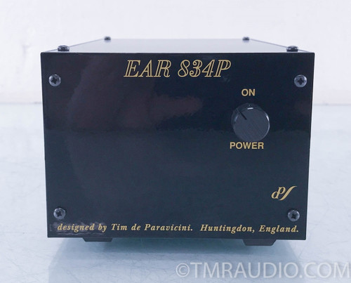 EAR 834P Stereo Tube Phono Preamplifier (MM/MC)