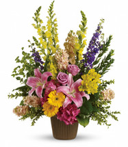Graceful Love Funeral Bouquet