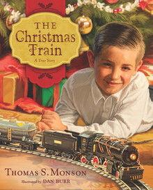The Christmas Train (Hardcover) *