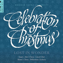 Celebration of Christmas: Lost in Wonder (CD) *