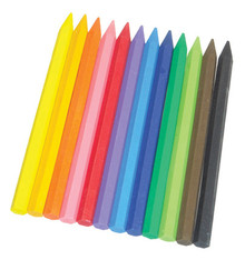 Erasable Scripture Crayons (12 Pack) *