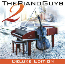 The Piano Guys 2: Deluxe Edition (CD/DVD Combo) *