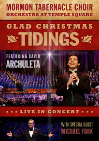 Live in Concert: Glad Christmas Tidings (DVD)