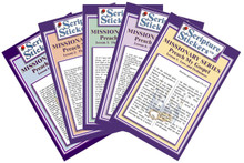Preach My Gospel Scripture Stickers: The Complete Set