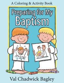 Preparing for My Baptism (Paperback)