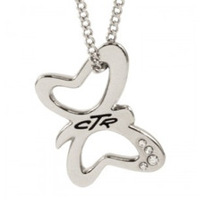 CTR Butterfly Necklace *
