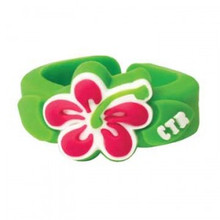 CTR Ring Flower Adjustable
