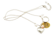 Daughter of God Necklace (Silver) *