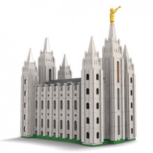 Large Salt Lake Temple Brick Set *