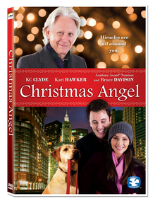 Christmas Angel DVD *
