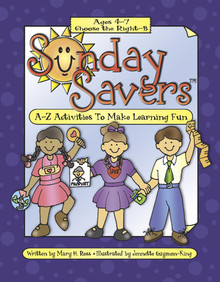 Sunday Savers: CTR B Ages 4-7 (CD-ROM)