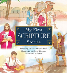 My First Scripture Stories (Paperback)