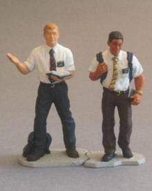 Missionary Action Figure Set, #3 (Action Figures)