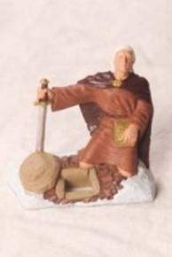 Moroni Burying the Gold Plates (Action Figure)