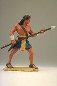 Red Stripling Warrior (Action Figure)