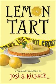A Culinary Mystery:  Lemon Tart V1 (Paperback) *