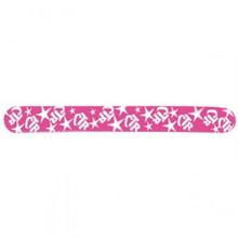 CTR Pink Stars Slap Bracelet *