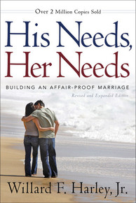 His Needs, Her Needs (Hardcover) Building an Affair-Proof Marriage