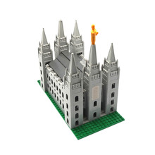 Small Salt Lake Temple Brick Set *