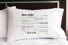Missionary - Dear Elder Pillowcase