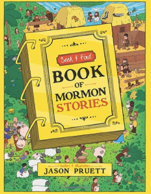 Seek and Find: Book of Mormon Stories (Hardcover) *