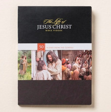 The Life of Jesus Christ Bible Videos (DVD)