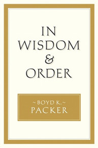 In Wisdom and Order (Hardcover) *