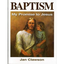 Girl Baptism-My Promise to Jesus - (Paperback)  *